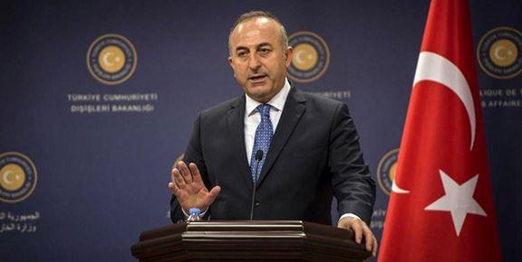 ترکیه تحریمهای «بچهگانه» آمریکا علیه ایران را محکوم کرد