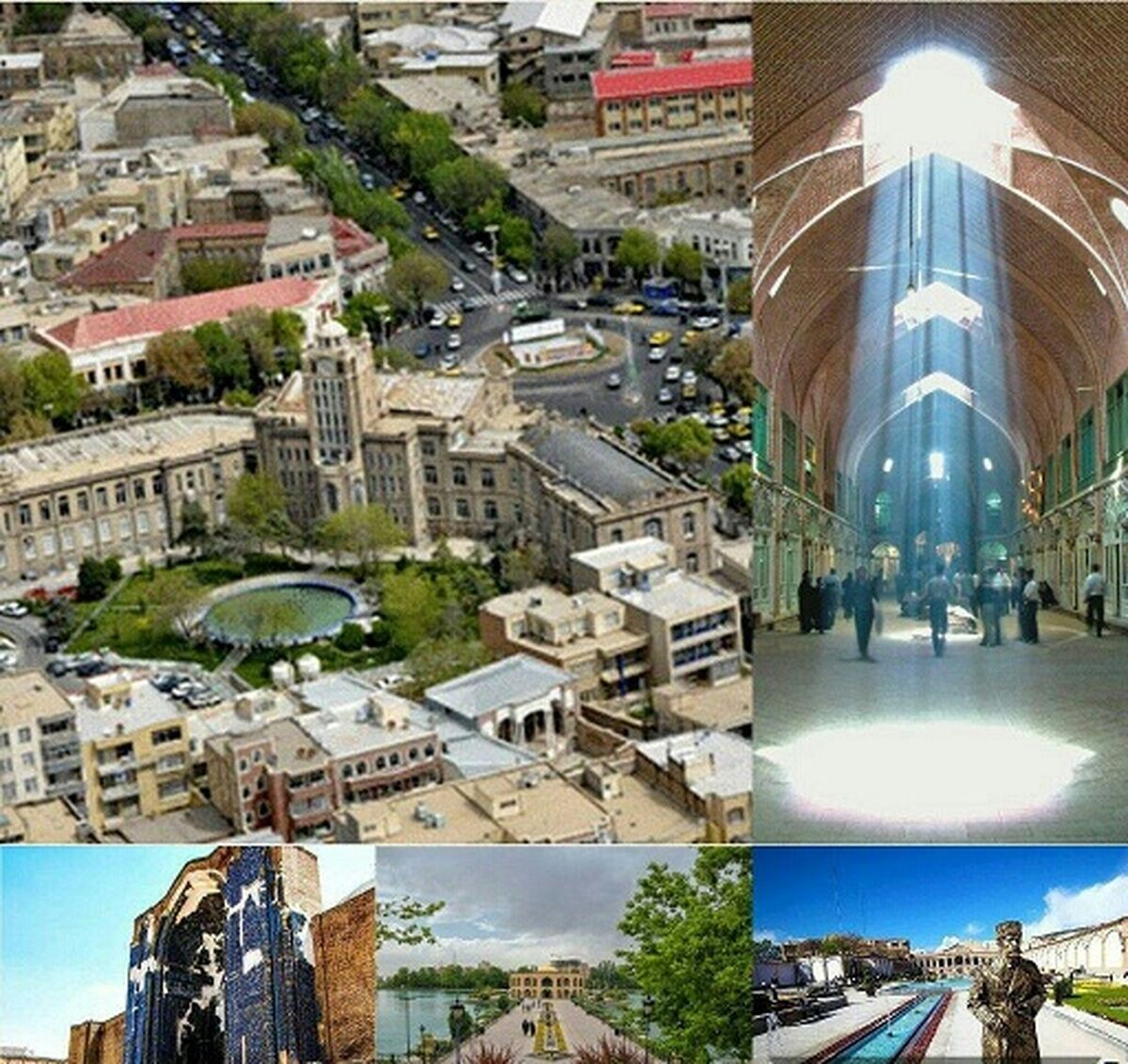 نوروز متفاوت شهر اولینها در حوزه گردشگری