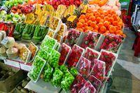 نرخ مصوب انواع میوههای نوبرانه اعلام شد