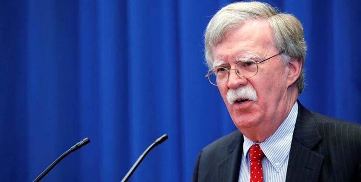 بولتون: ایران و چین در حال همکاری برای کمک به ونزوئلا هستند