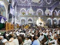 نماز جمعه این هفته کربلای معلی برگزار نمیشود