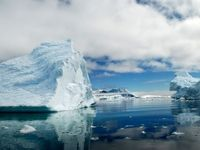 شکوه قطب شمال +تصاویر
