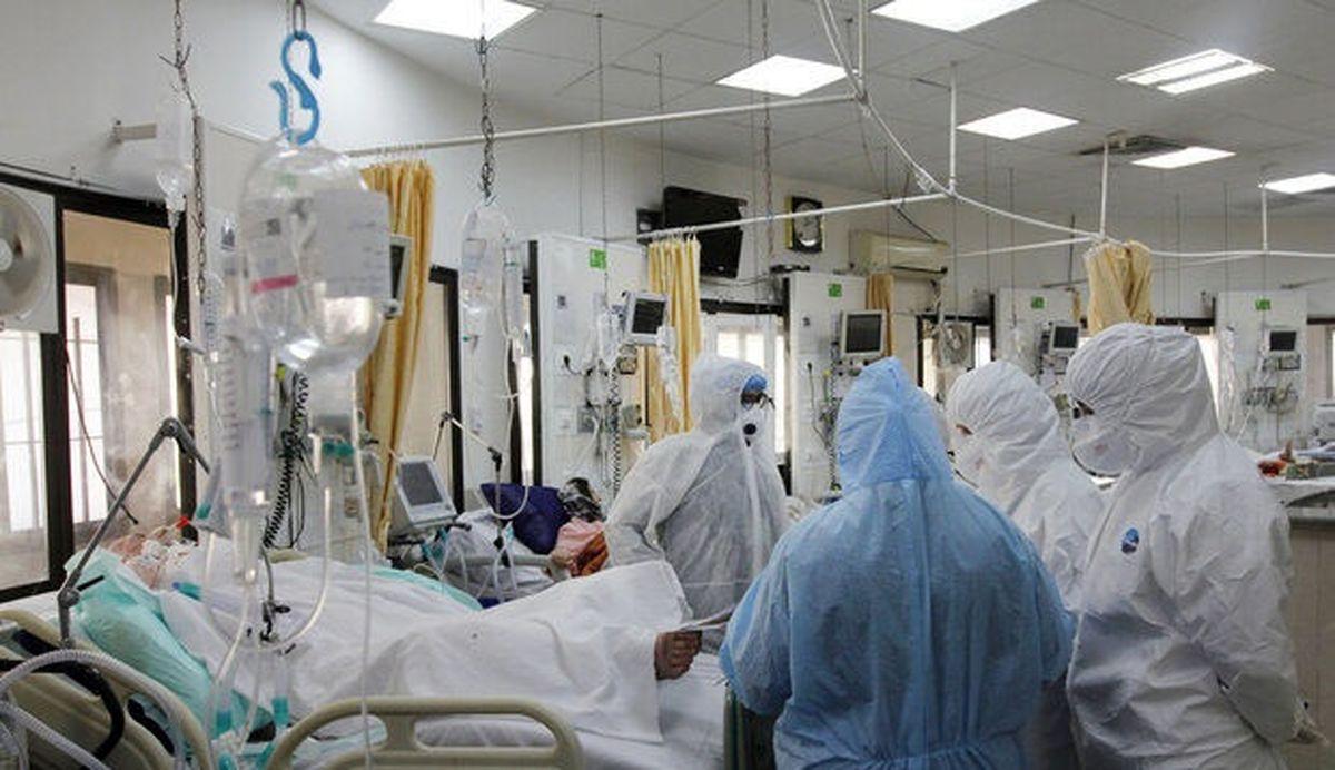 ظرفیت بیمارستانهای گلستان تکمیل شد