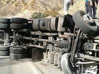 ۳کشته در تصادف پژو با تانکر حمل سوخت