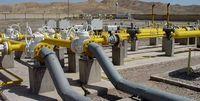 کاهش میزان گازرسانی به صنایع در صورت کاهش دما