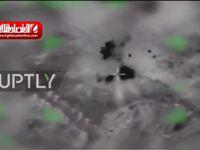حملات هوایی رژیم صهیونیستی به غزه +فیلم