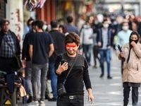 ماسک نمیزنم! +عکس