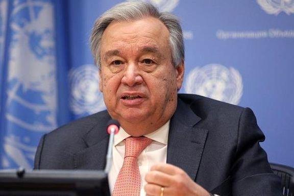 درخواست دبیر کل سازمان ملل متحد از رهبران مذهبی