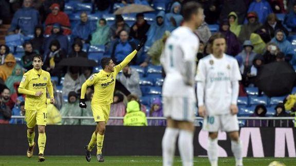 ادامه ناکامی رئال مادرید در لالیگا