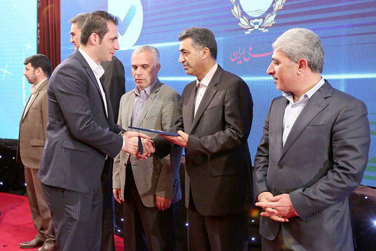 دو عامل برتری بانک ملی ایران در فضای رقابتی