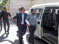 دستبند بر دست مجرمان پرونده گوشتهای وارداتی +تصاویر