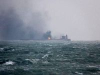 چین پیشنهاد ژاپن برای کمک به نفتکش سانچی را رد کرد