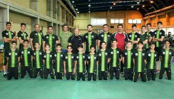 حمایت بانک صادرات ایران از تیم ملی نونهالان و نوجوانان تکواندو در مسابقات آسیایی