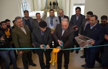 اولین گالری موزه بانک تجارت با رونمایی 15تابلوی فاخر افتتاح شد