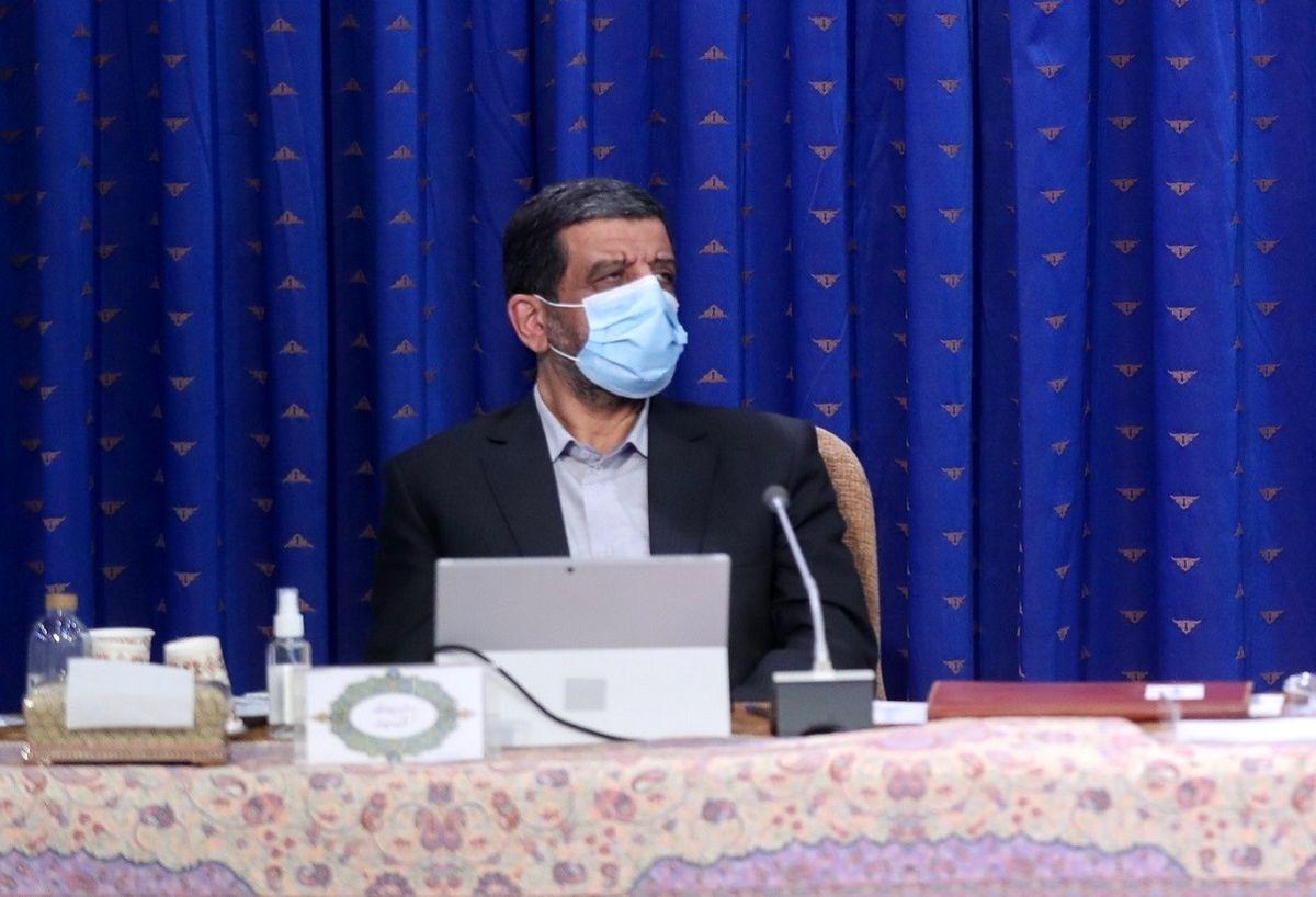 درخواست ضرغامی از وزیر بهداشت