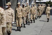 اعزام مشمولان خدمت سربازی +عکس