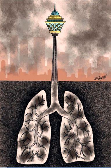 حل مشکل آلودگی هوا در گرو اراده ملی!