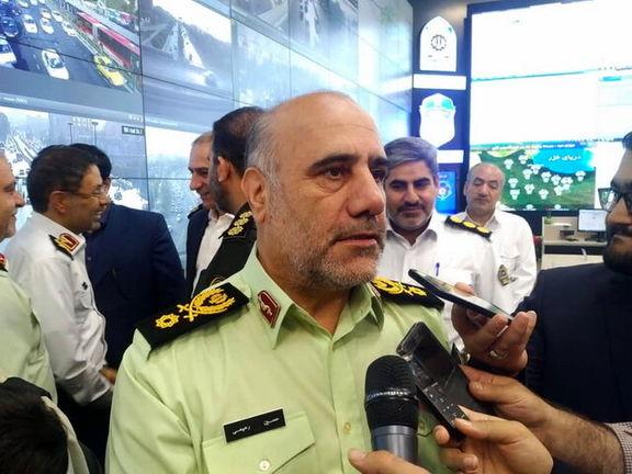 کاهش ساعت فعالیت صنوف در تهران