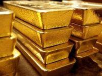 کاهش 8دلاری قیمت طلا در بازار جهانی