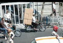 ۱۰ هزار تابوت چرخ دار پشت دروازههای شهر