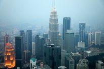 مالزی غرق در دود +تصاویر