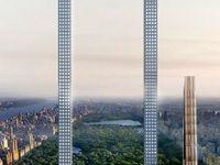 ساخت بلندترین برج دنیا در نیویورک +فیلم