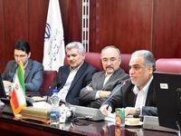 مراسم تودیع و معارفه مدیر کل جدید نظارت بر ذیحسابیهای وزارت اقتصاد
