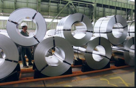 رشد 8درصدی تولید محصولات فولادی