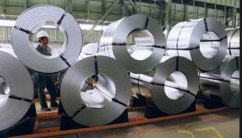صادرات مقاطع فولادی ادامه مییابد