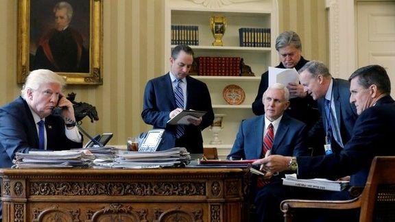 سی ان ان از گفت و گو مقامات کاخ سفید برای کاهش تحریمهای ایران خبر داد