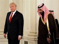 باجخواهی جدید ترامپ از عربستان