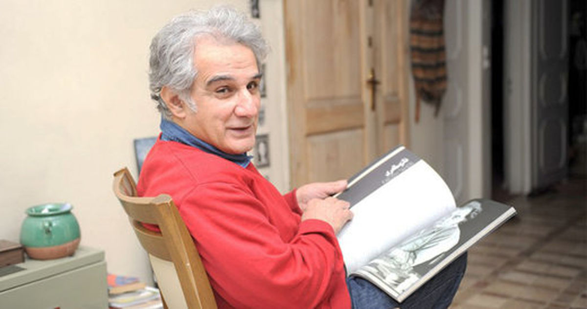 گریم جالب مهران احمدی و مهدی هاشمی +عکس