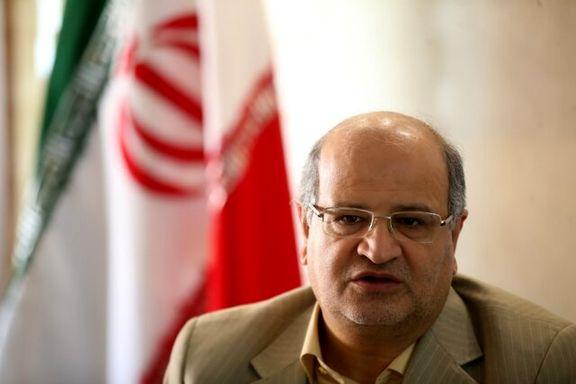 زالی: بهبود کلیه شاخصهای مرتبط با بیماری کرونا در تهران