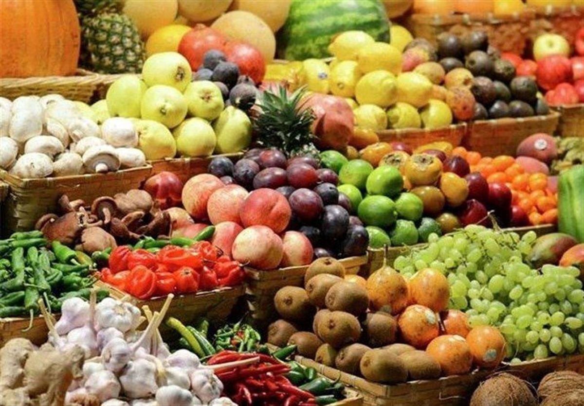 تعرفه جدید واردات میوه، سبزی، گوشت و مرغ