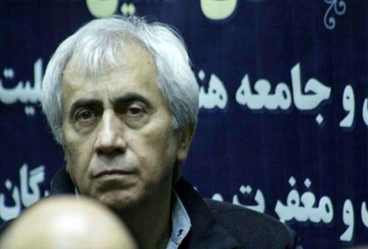بیژن افشار در اثر کرونا درگذشت + عکس