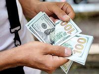ریزش مجدد دلار