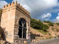 خسارت سیل به بناهای تاریخی بلوچستان