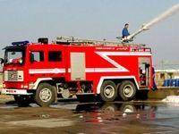 انفجار شدید یک واحد مسکونی در تهران