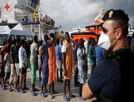 افزایش مرگومیر پناهجویان قاره سبز +اینفوگرافیک