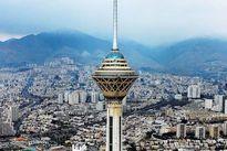 هوای تهران گرم میشود