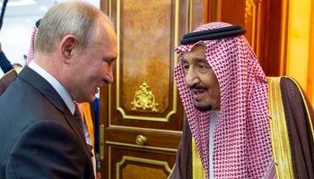 شاه سعودی: خواستار روابط استراتژیک با روسیه هستیم
