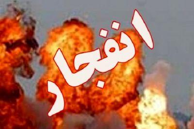 وقوع انفجار شدید در هشتگرد