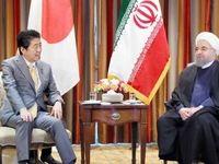 احتمال دیدار نخست وزیر ژاپن و روحانی در آمریکا