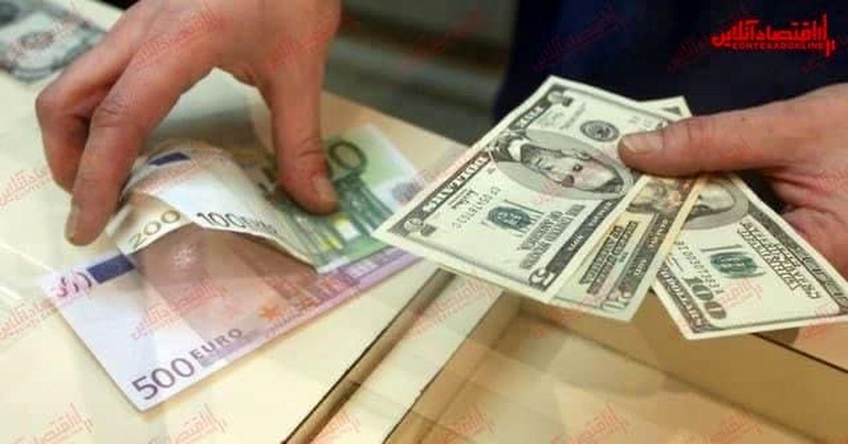 ادامه روند صعودی نرخ ارز/ دلار و یورو ۵۰۰تومان گران شد