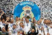 قهرمانی رئال مادرید در جام قهرمانان اروپا +تصاویر