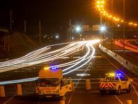 تصاویری از وضعیت جادههای کشور در پی شیوع کرونا