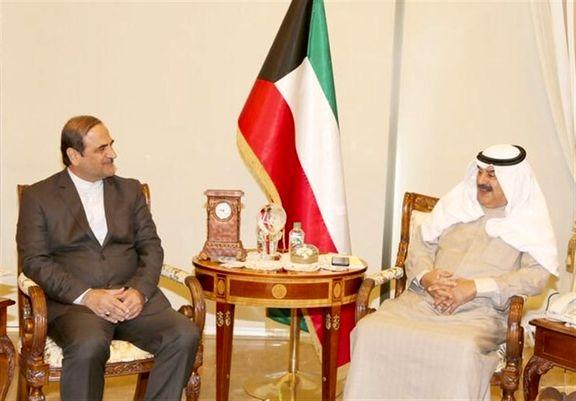 عذرخواهی کویت از ایران