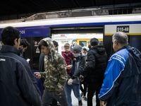 وضعیت وخیم امروز متروی تهران در فاصلهگذاری هوشمند +تصاویر