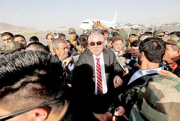 توافق بزرگ در افغانستان