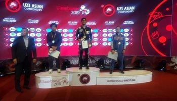 فرنگی کاران ایرانی 6مدال از هفت وزن کسب کردند